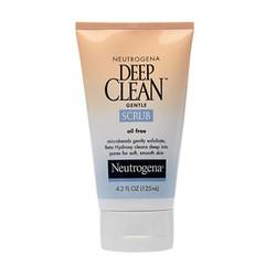 Sữa rửa mặt Deep Clean Gentle Scrub