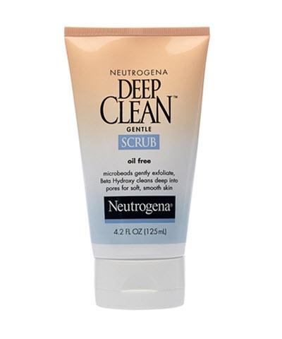 Sữa Rửa Mặt Deep Clean Gentle Scrub Mp14 Sendo Vn