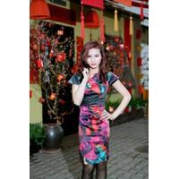Đầm hoa hoạ tiết Marzano
