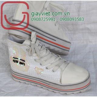 giày boot nữ thời trang NU-601