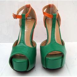 Giày cao gót thời trang dành cho bạn nữ xinh xắn NU222-4