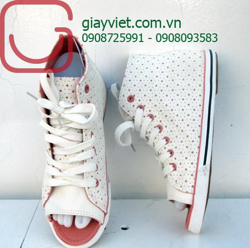 Giày thể thao cá tính cho bạn gái thêm năng động  NU99-208