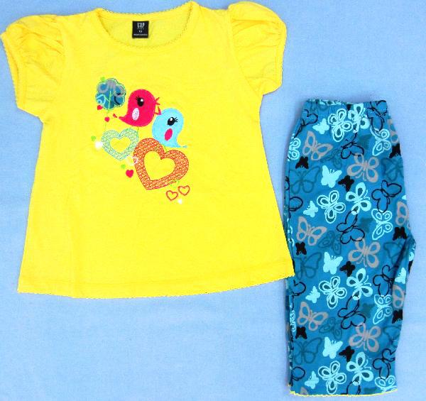 quan ao tre em ms1120 Điểm qua một số xu hướng quần áo trẻ em nổi trội nhất