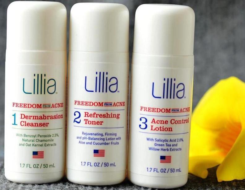 bo san pham lillia freedom from acne 1m4G3 tnk 7252a 6 1 1 1 Phải làm sao để sử dụng kem trị mụn đúng đắn