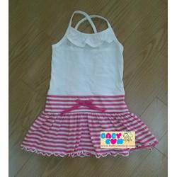 Váy 2 dây kẻ sọc