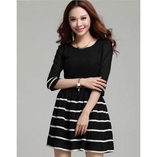 Đầm ren cao cấp kiểu Hàn Quốc