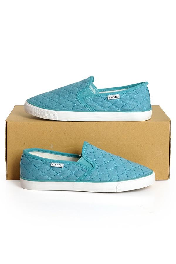 Giày lười vải Hàn Quốc - 530011 4