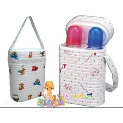 Bình ủ sữa đôi Thái Lan
