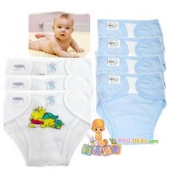 Set 10 Tã vải dán cho bé sơ sinh
