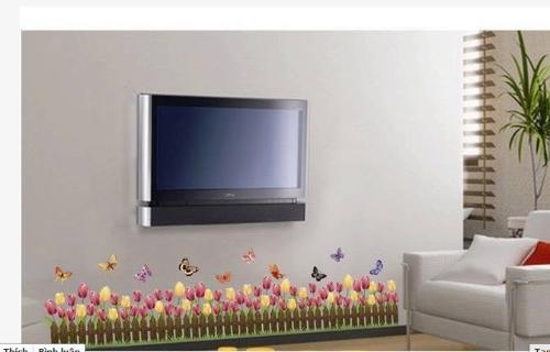 decal chan tuong hoa tulip 1m4G3 11 26 2013 10 00 00 am 2i6d2mn16ce5o simg 19a19b 600x497 max Decal dán tường   cho căn nhà thêm nổi bật