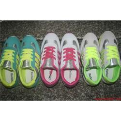 Giày nữ dạ quang phong cách Hàn Quốc GNAD104