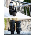 NK 0606 - Bình nước lens Nikon 70-200mm f2.8 (Nikon Lens Bottle)