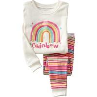 Tinker Bell Kids - Bộ GAP dài 438 - Rainbow