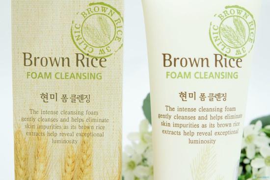Sữa Rửa Mặt 3W Clinic (100ml) Hàn Quốc, - 2