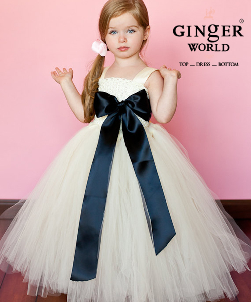 Đầm công chúa phụ dâu cho bé PD186
