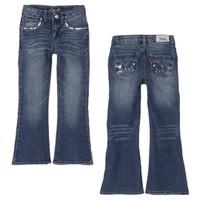 Quần jeans bé gái Levis - Star Flare