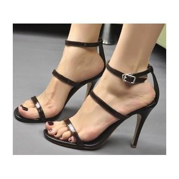 Giày cao gót 2 quai mảnh