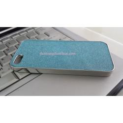 Ốp lưng da ánh kim cho Iphone 4/4S