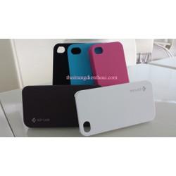 Ốp lưng da nhám SGP cho Iphone 4/4S