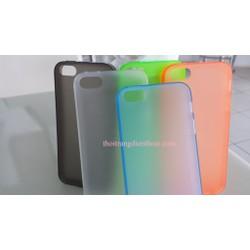 Ốp lưng nhựa silicon nhám cho Iphone 4/4S