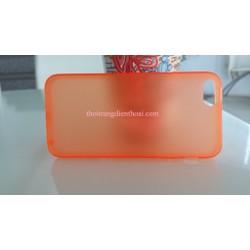 Ốp lưng nhựa silicon nhám cho Iphone 5