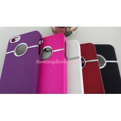 Ốp lưng da mềm mịn cho Iphone 5
