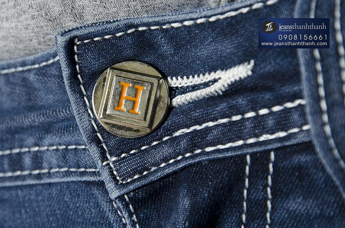 Hình ảnh Quần jeans nữ Hermes-8068 4