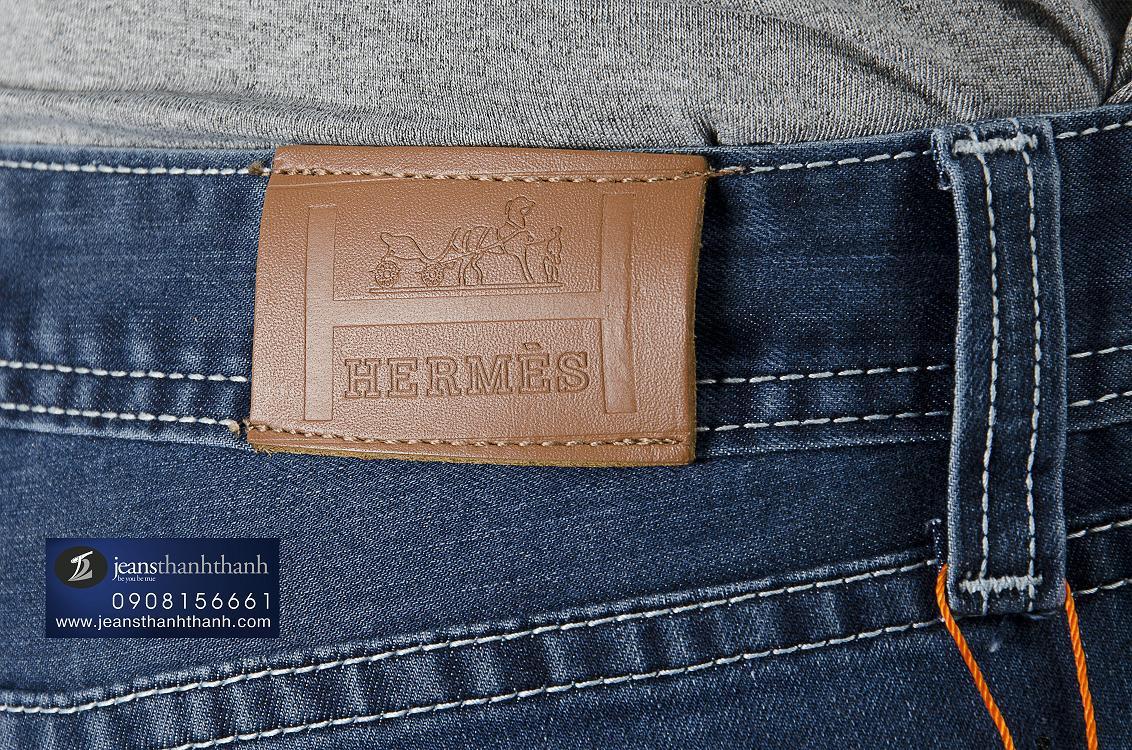 Hình ảnh Quần jeans nữ Hermes-8068 3