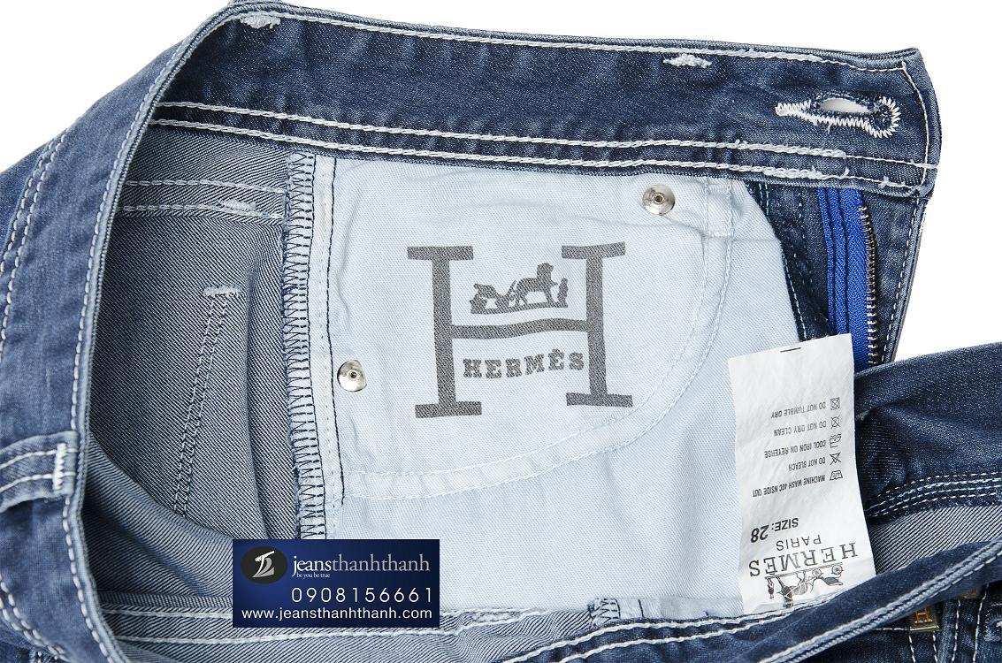 Quần jeans nữ Hermes-8068 5