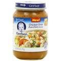 Bột nghiền ăn sẵn Gerber 3rd Food - súp gà Orzo