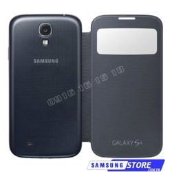 Bao da S-View Cover cho Galaxy S4 i9500 màu đen