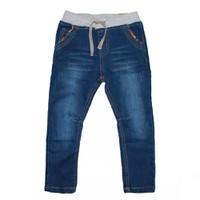 Quần jeans lưng thun Zara