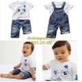 Bộ áo quần bé trai BB334