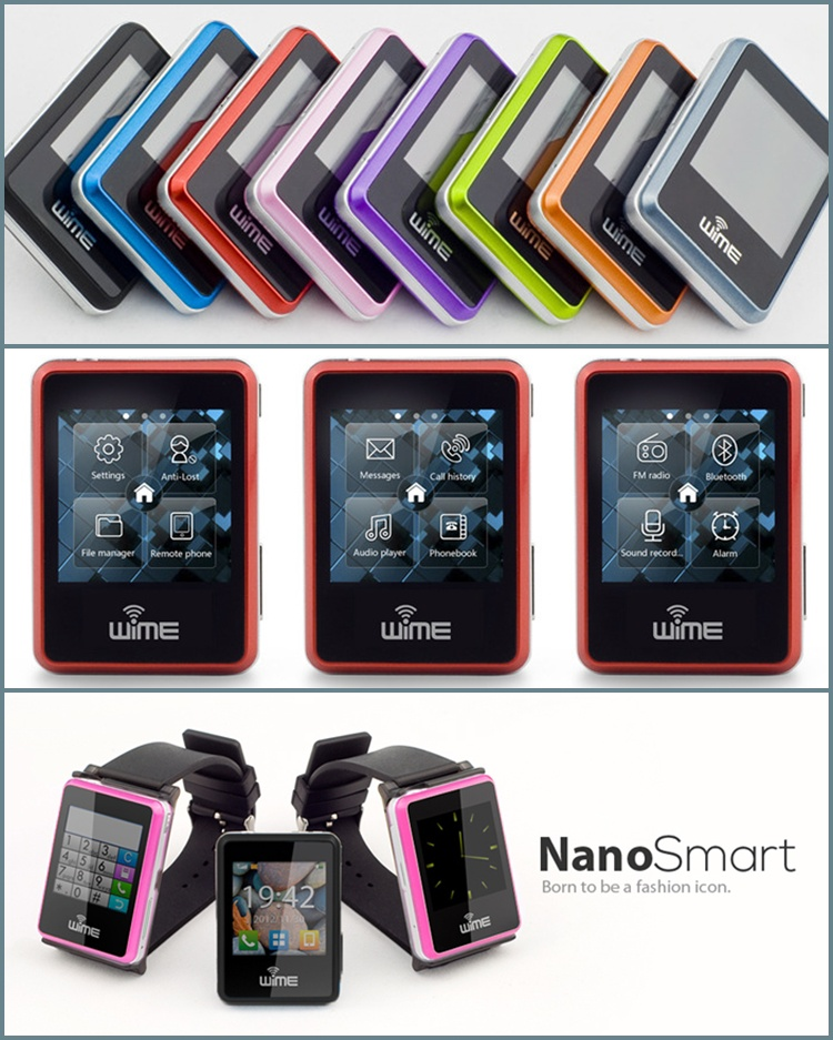 Đồng hồ thông minh Bluetooth WIME Nano Smart 5