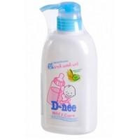 Sữa rữa bình sữa 500ml - Dnee