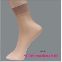 Tất chân cao cấp Langsha Đài Loan một hộp 5 đôi