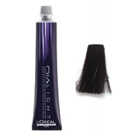 Thuốc nhuộm tóc phủ màu bóng tóc Nano LOréal DiaLight 50ml