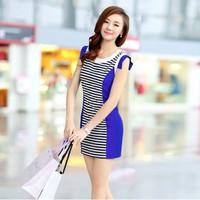 Đầm Váy Công Sở Hàn Quốc D424
