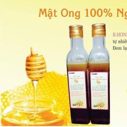 Mật ong nguyên chất Lâm Đồng