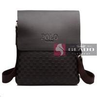 Túi da nam Polo cao cấp Glado - TXG03