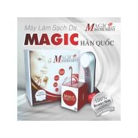 Máy Làm Sạch Da Mặt Magic Hàn Quốc tivi shopping khuyến mãi