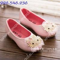 Vô cùng đáng yêu với giầy Kitty mã số 5013b size 26-30