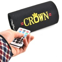 Crown 4  Loa di động Đen