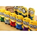 Ốp lưng Minions silicon iPhone 5  5S