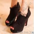 Giày bốt điệu đà nữ tính ms 9903