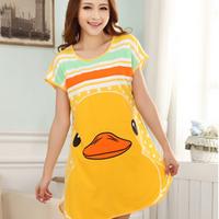 Đầm ngủ hoạt hình cực dễ thương