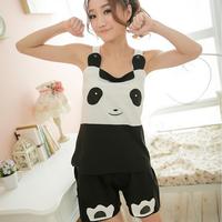 Đồ bộ họa tiết Panda cực xinh