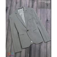 Áo vest form body Hàn Quốc một cúc trẻ trung _ AV1401
