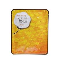 Mặt Nạ Giấy Missha Mật Ong Honey Pure Source