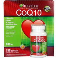 Thuốc bổ tim mạch Coq10 trunate hộp 150 viên